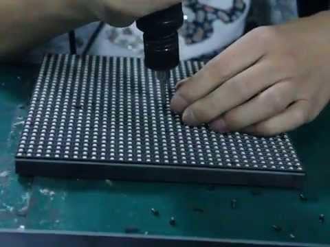Bảo dưỡng và sữa chữa màn hình LED tại Hà Nội VEGA là số 1