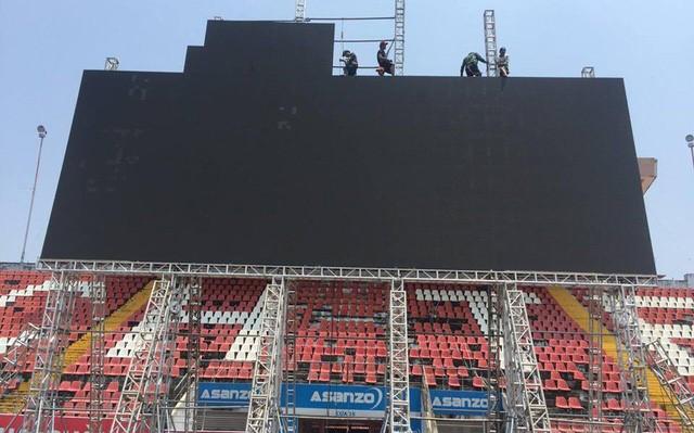 Màn hình LED quảng cáo giá rẻ chất lượng cao 1