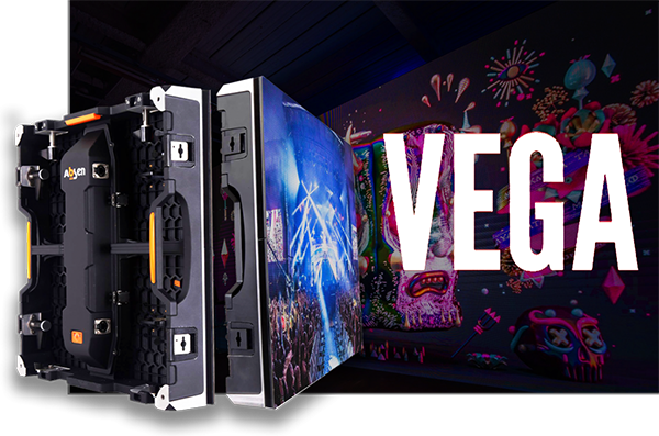 VEGA - Màn hình LED chuyên nghiệp