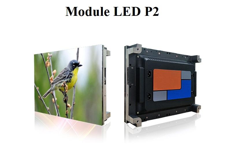 module led p2